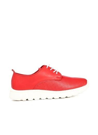 Hammer Jack Ayakkabı Kırmızı